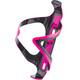 Supacaz Fly Cage Carbon Flaschenhalter neon pink